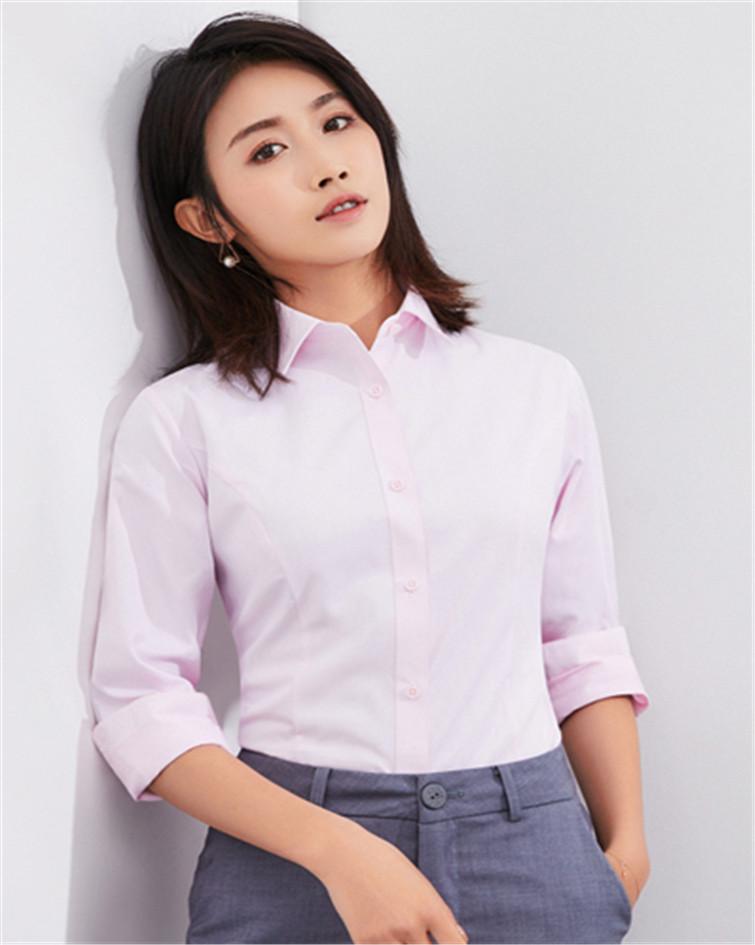 女士纯棉衬衣